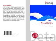 Capa do livro de Wang Wanbin