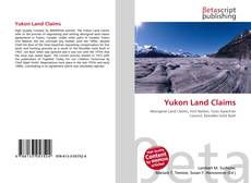 Bookcover of Yukon Land Claims