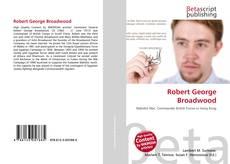 Bookcover of Robert George Broadwood