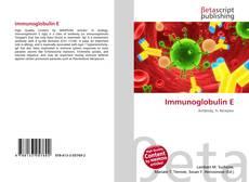 Immunoglobulin E的封面