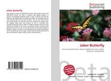 Joker Butterfly kitap kapağı
