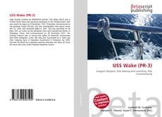 Portada del libro de USS Wake (PR-3)