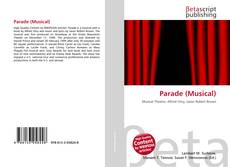 Bookcover of Parade (Musical)