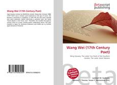 Wang Wei (17th Century Poet)的封面