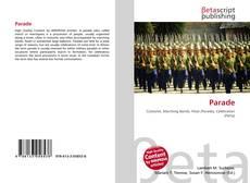 Bookcover of Parade