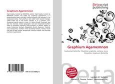 Graphium Agamemnon的封面