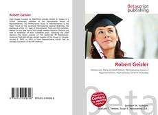Bookcover of Robert Geisler