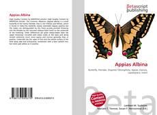 Buchcover von Appias Albina