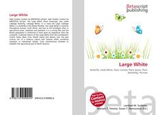 Bookcover of Large White