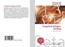 Buchcover von Fragment Antigen-binding