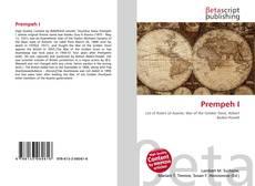 Bookcover of Prempeh I