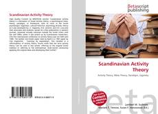 Bookcover of Scandinavian Activity Theory