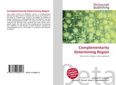 Bookcover of Complementarity Determining Region
