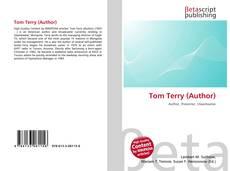 Tom Terry (Author) kitap kapağı