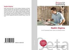 Nadín Ospina kitap kapağı