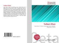 Buchcover von Yulbars Khan