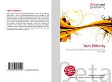 Capa do livro de Tom Tillberry