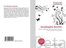Bookcover of Ancyloxypha Numitor