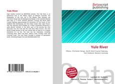 Buchcover von Yule River