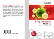 Bookcover of Biological Response Modifiers