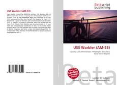 Обложка USS Warbler (AM-53)