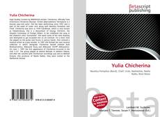 Bookcover of Yulia Chicherina