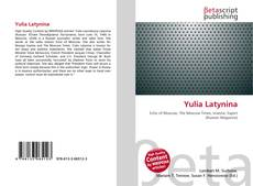 Bookcover of Yulia Latynina