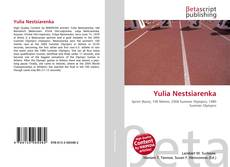 Bookcover of Yulia Nestsiarenka