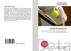 Bookcover of Yulia Putintseva