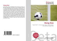 Capa do livro de Wang Xiao