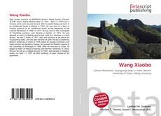 Capa do livro de Wang Xiaobo
