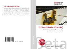 Capa do livro de USS Washakie (YTB-386)