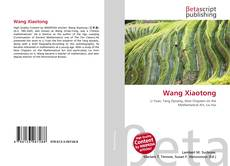 Bookcover of Wang Xiaotong