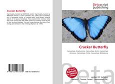 Bookcover of Cracker Butterfly