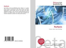 Bookcover of Perforin