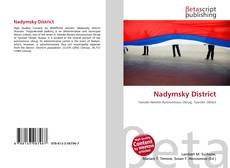 Bookcover of Nadymsky District