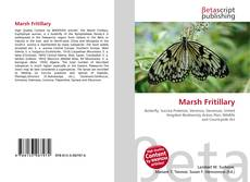Bookcover of Marsh Fritillary