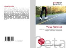 Bookcover of Yuliya Fomenko