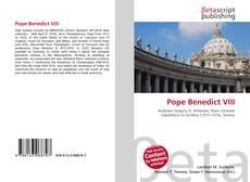 Buchcover von Pope Benedict VIII