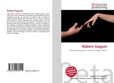 Bookcover of Robert Gaguin