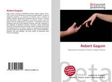 Robert Gaguin kitap kapağı