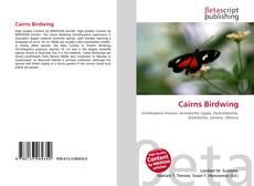 Couverture de Cairns Birdwing