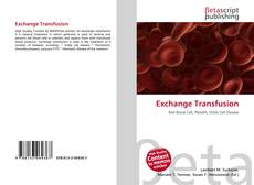 Bookcover of Exchange Transfusion