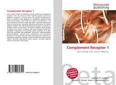 Complement Receptor 1的封面