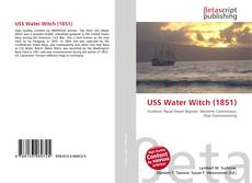 Обложка USS Water Witch (1851)