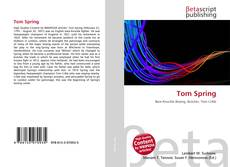 Bookcover of Tom Spring
