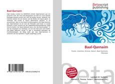 Bookcover of Baal-Qarnaim