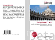 Bookcover of Pope Benedict XIV