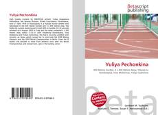 Bookcover of Yuliya Pechonkina