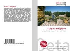 Bookcover of Yuliya Samoylova